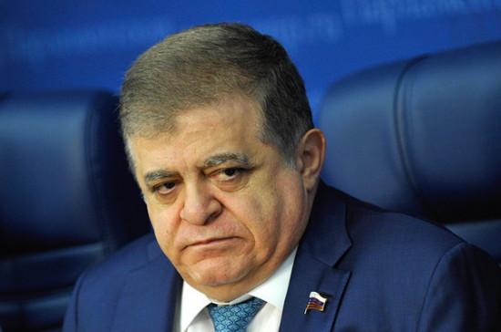 Джабаров призвал дождаться итогов расследования авиакатастрофы в Иране