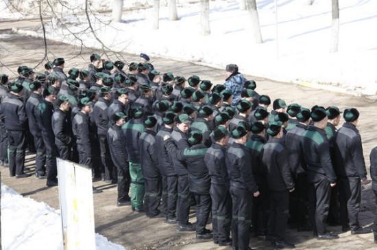 ФСИН поможет найти работу для бывших заключённых