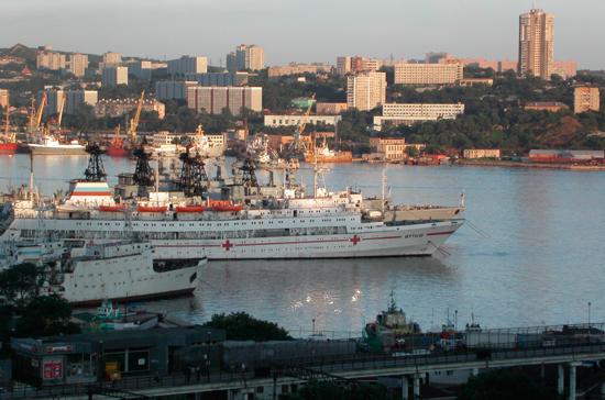 В границы свободного порта Владивосток предложили включить Благовещенск