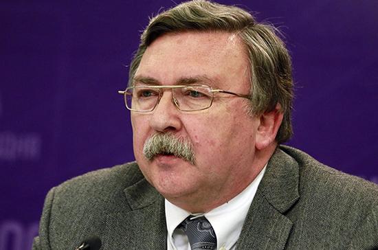 Постпред РФ в Вене выступил за дипломатические усилия по недопущению эскалации вокруг КНДР