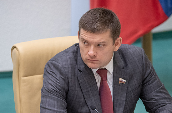 Журавлёв оценил деятельность законодателей, направленную на защиту прав граждан в сфере микрокредитования