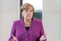 Меркель: Германия отвергает санкции США в отношении «Северного потока — 2»