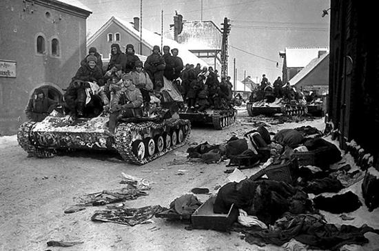 75 лет назад началась Восточно-Прусская операция