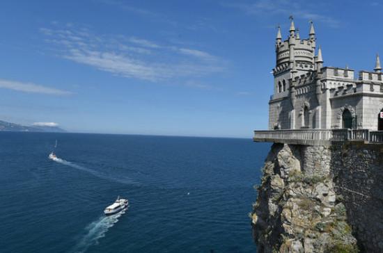 В Крыму облегчили пограничный режим в прибрежной акватории