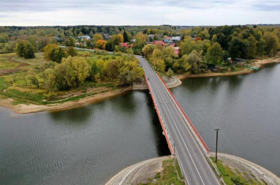 В Воскресенске началась реконструкция Афанасьевского моста
