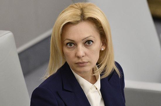 Тимофеева: реализация Послания Президента станет приоритетом в работе Госдумы