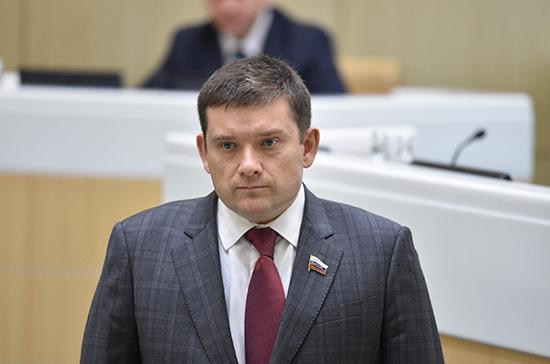 Журавлёв рассказал о планах работы Совета Федерации в сфере бюджета и финансов
