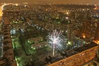 Депутат предложил запретить пускать фейерверки рядом с жилыми домами
