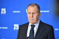 Лавров: Россия продолжит усилия по урегулированию ситуации в Ливии
