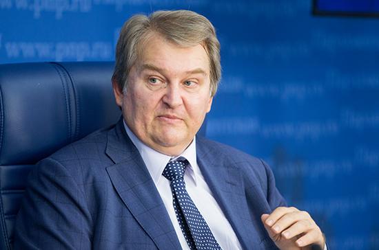 Емельянов предложил день для голосования по изменениям в Конституцию