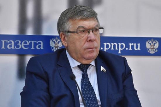 Рязанский рассчитывает, что озвученные меры по поддержке семьи дадут результат уже в ближайшее время