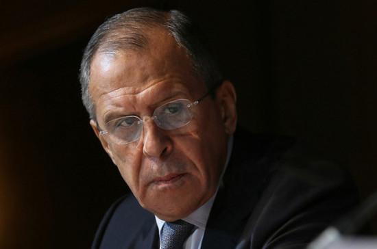 Переговоры по Ливии в Москве были важны для продвижения мирного процесса в стране, заявил Лавров