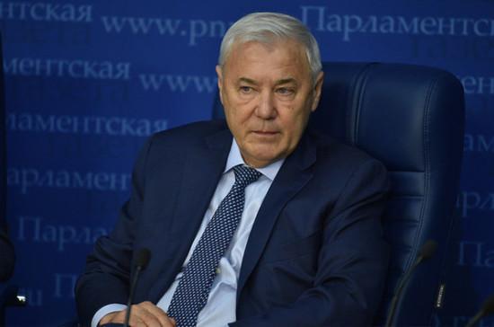 Аксаков объяснил, почему Правительство ушло в отставку