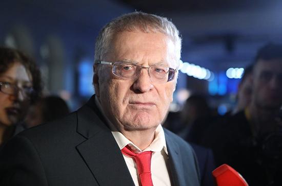 Жириновский: голосование по поправкам в Конституцию может пройти 13 сентября