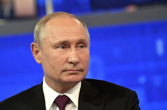Путин: произведения Дунаевского украшают многие фильмы и спектакли