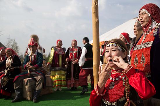 В России хотят начать вести учёт коренных малочисленных народов