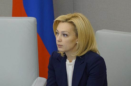 Тимофеева: Президент в Послании обратился к каждому жителю страны