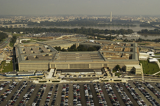 Пентагон построили на месте «Дна Ада»