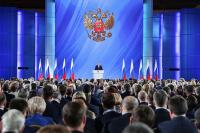 Соцгарантии россиян закрепят в Конституции