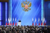 Путин заявил об увеличении продолжительности жизни в России