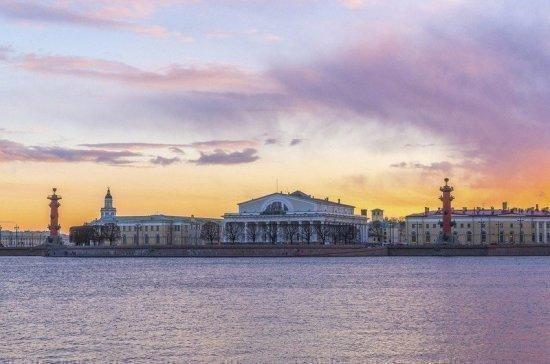 Погода в Петербурге побила температурный рекорд