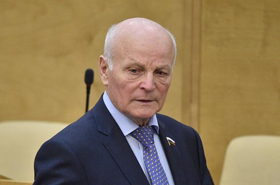 Рыжак назвал сроки принятия решения по новой должности в Совете Безопасности