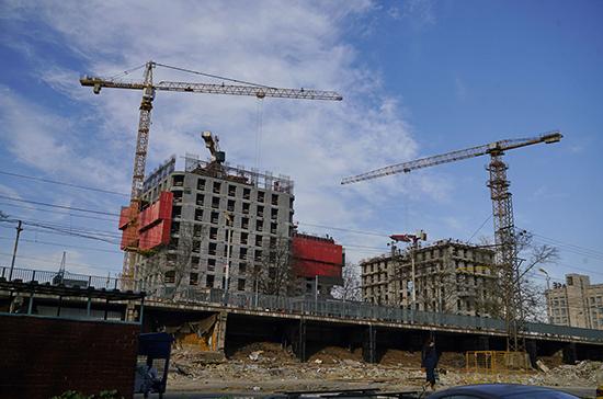 Регионам предлагают определять срок аренды государственной земли с долгостроями