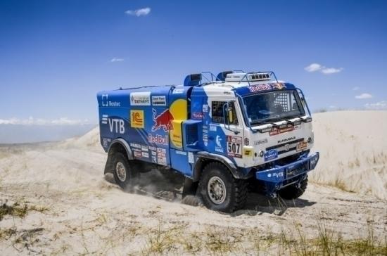 Экипаж «КамАЗ-мастер» в 17-й раз выиграл ралли-марафон «Дакар»