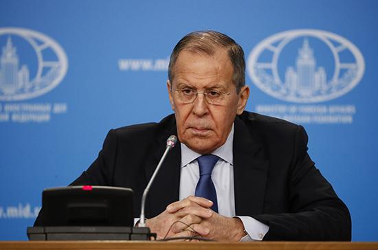Лавров: мир не должен остаться без договоренностей по контролю над вооружениями