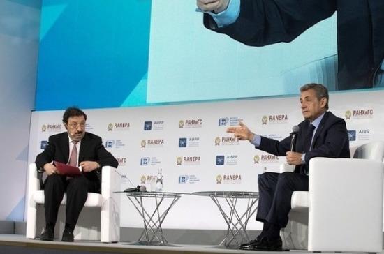 Николя Саркози: Россия снова стала сверхдержавой