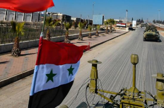 Аналитик рассказал об использовании российской робототехники в Сирии