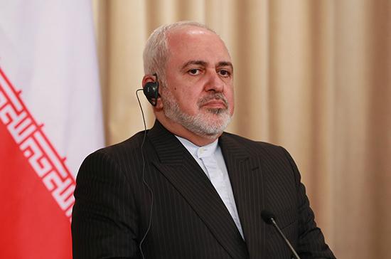 Зариф назвал условие выхода Ирана из ДНЯО