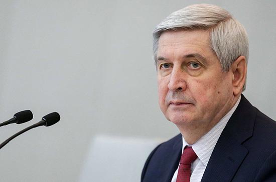 Госдума может рассмотреть законопроект о поправке в Конституцию 23 января — Мельников
