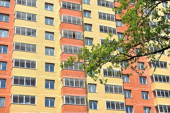 Перечень жилых помещений со статусом специализированного фонда предлагают расширить