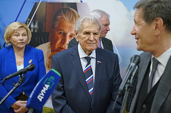 Депутаты Госдумы оценили вклад Геннадия Кулика в развитие сельского хозяйства