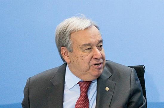 Генсек ООН: Берлинская конференция смогла предотвратить эскалацию конфликта в Ливии