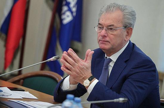 Замглавы ЦИК Булаев приглашён на следующее заседание рабочей группы по подготовке изменений в Конституцию
