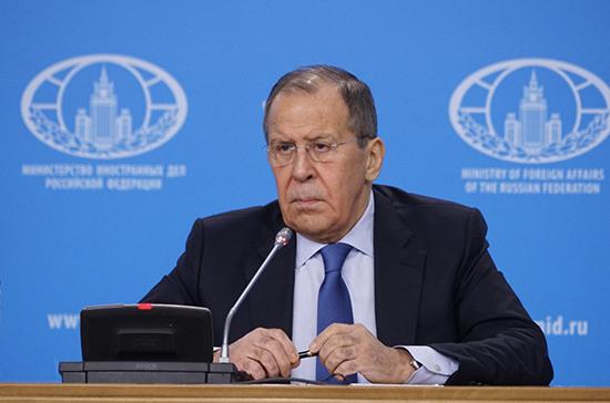 Лавров: РФ будет развивать связи муниципалитетов Крыма с зарубежными партнёрами