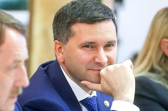Дмитрий Кобылкин переназначен министром природных ресурсов и экологии