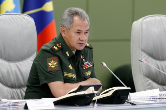 Шерин: Шойгу пользуется одним из серьезных авторитетов внутри Вооруженных Сил РФ