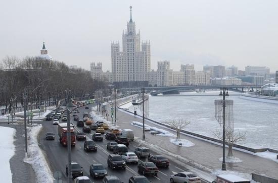 Синоптики: январь в Москве поставил абсолютный температурный рекорд
