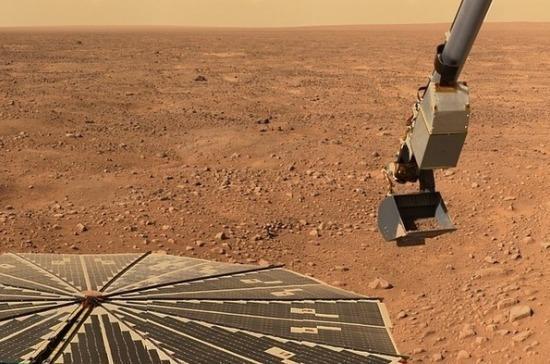 Учёные предложили создать обитаемую базу на спутнике Марса