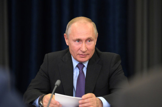 Путин упразднил министерство по делам Северного Кавказа