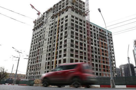 Объём строительства жилья с использованием эскроу вырос за декабрь на 8,5%