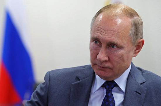 Путин 21 января проведёт несколько встреч в Кремле, сообщил Песков