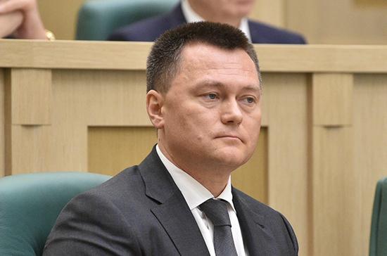 Путин освободил Краснова от должности зампредседателя СК