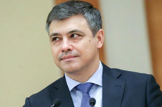 Морозов назвал нового главу Минздрава опытным и требовательным профессионалом
