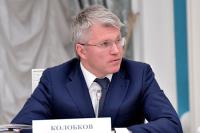 Колобков заявил о готовности продолжить оказывать всестороннюю поддержку новому министру спорта