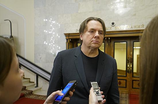 Эрнст представил в Госдуме фильм «Союз спасения»