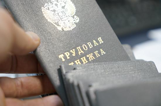 В Совете Федерации попросят ведомства проработать переход на электронные трудовые книжки